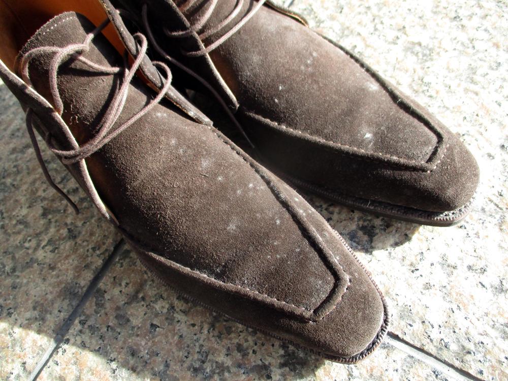 靴 お手入れ クリーニング