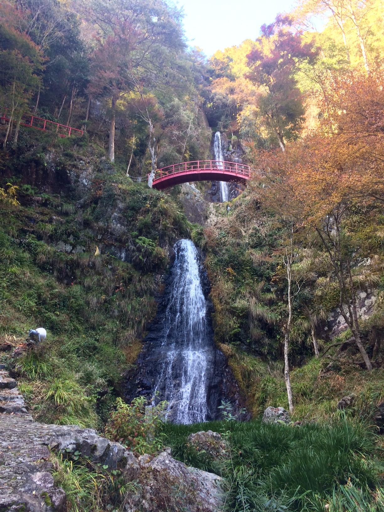 八百津町 丸山ダム 五宝の滝
