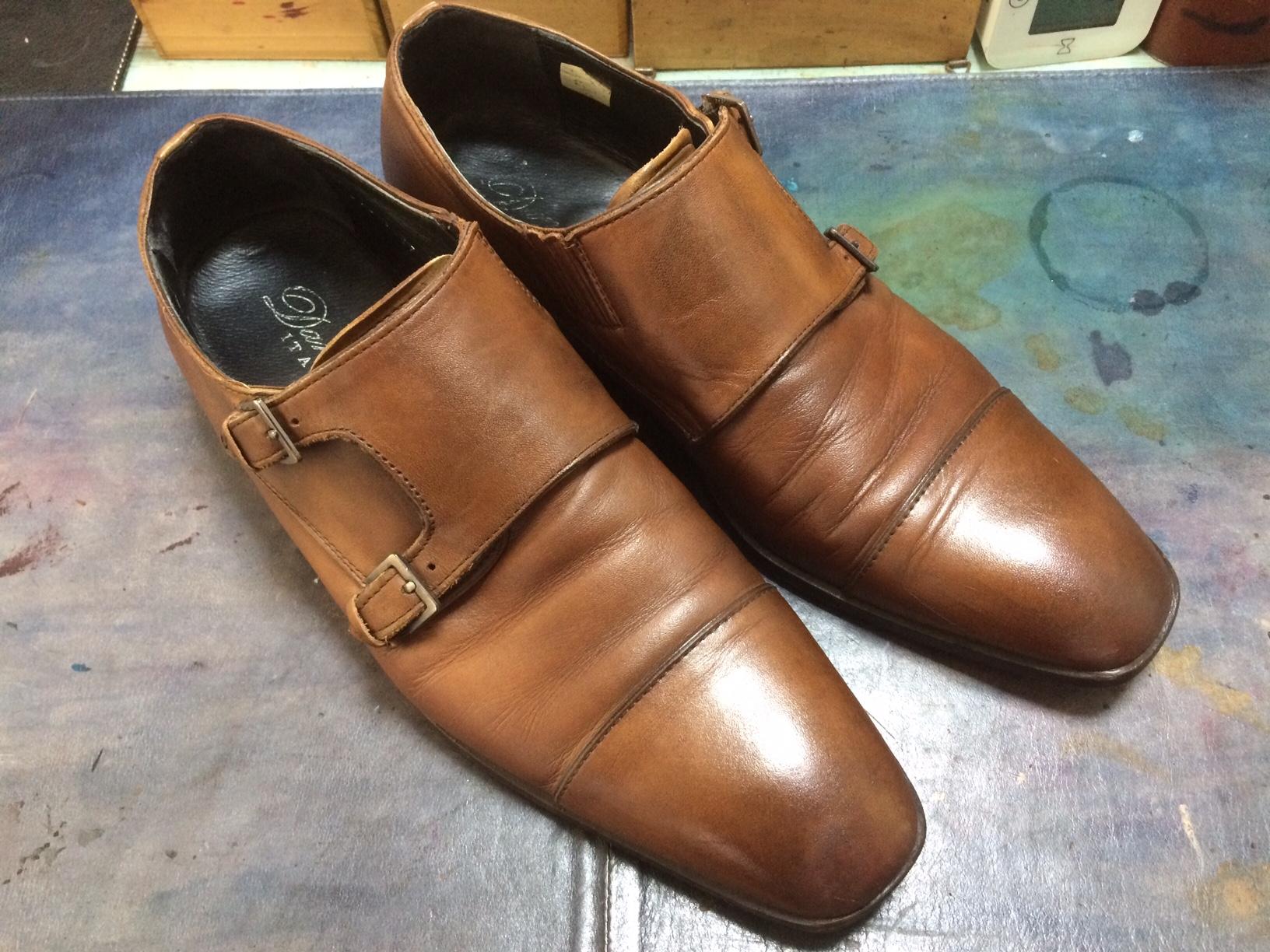 バレンタイン プレゼント 靴磨き