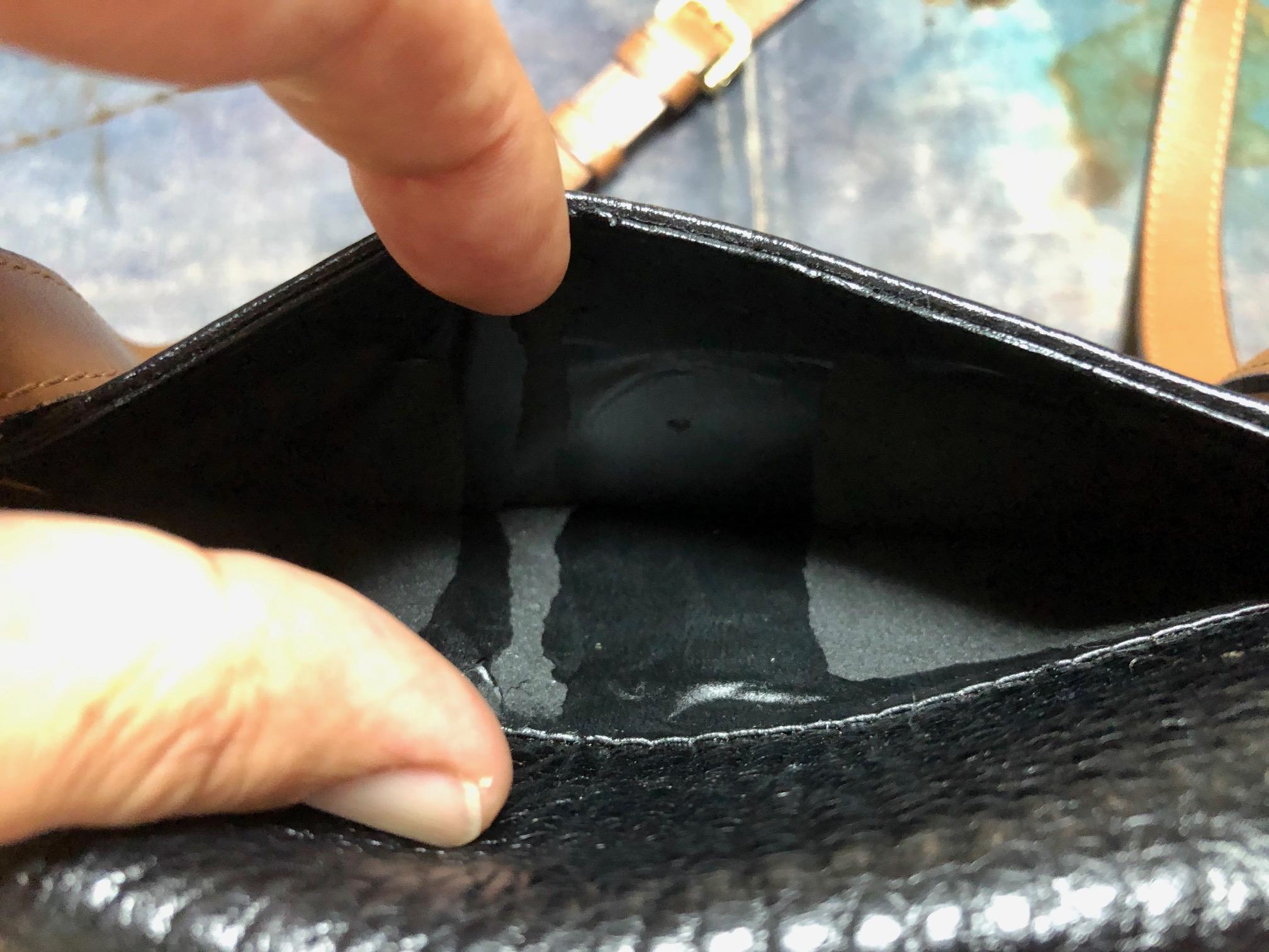 カバン バッグ 内袋交換