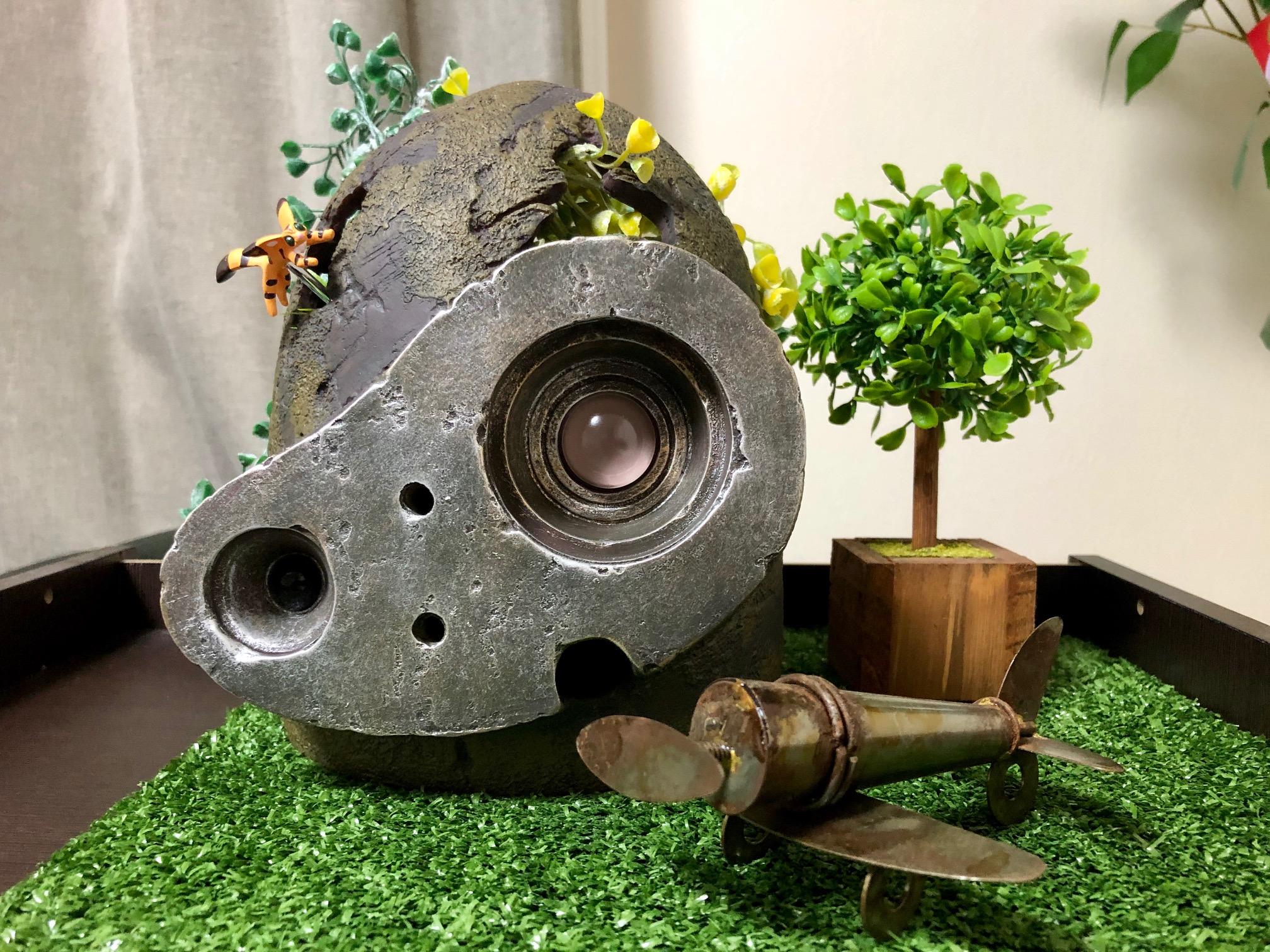ラピュタ ロボット兵 プランター