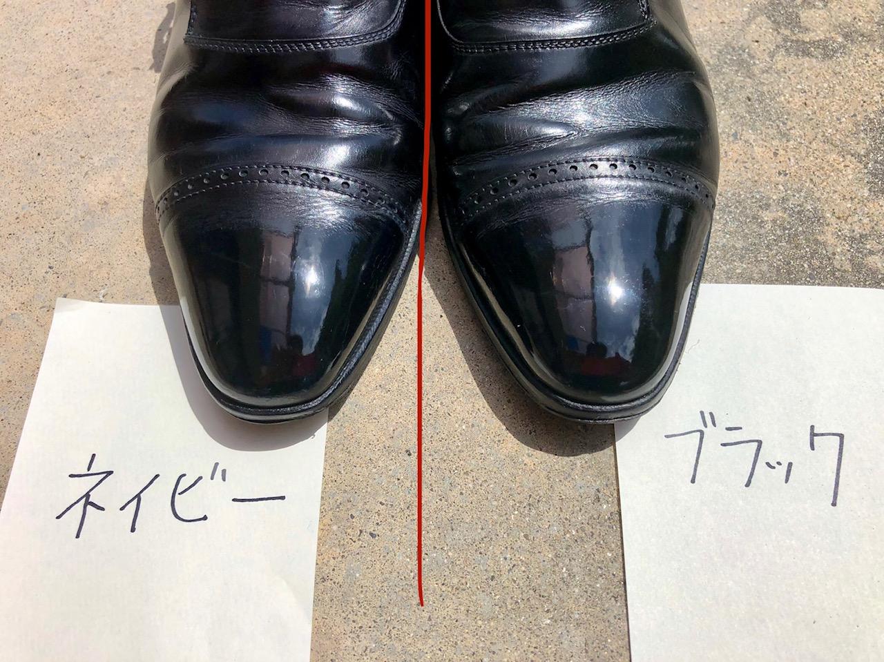 靴磨き 実験 夏休みの自由研究